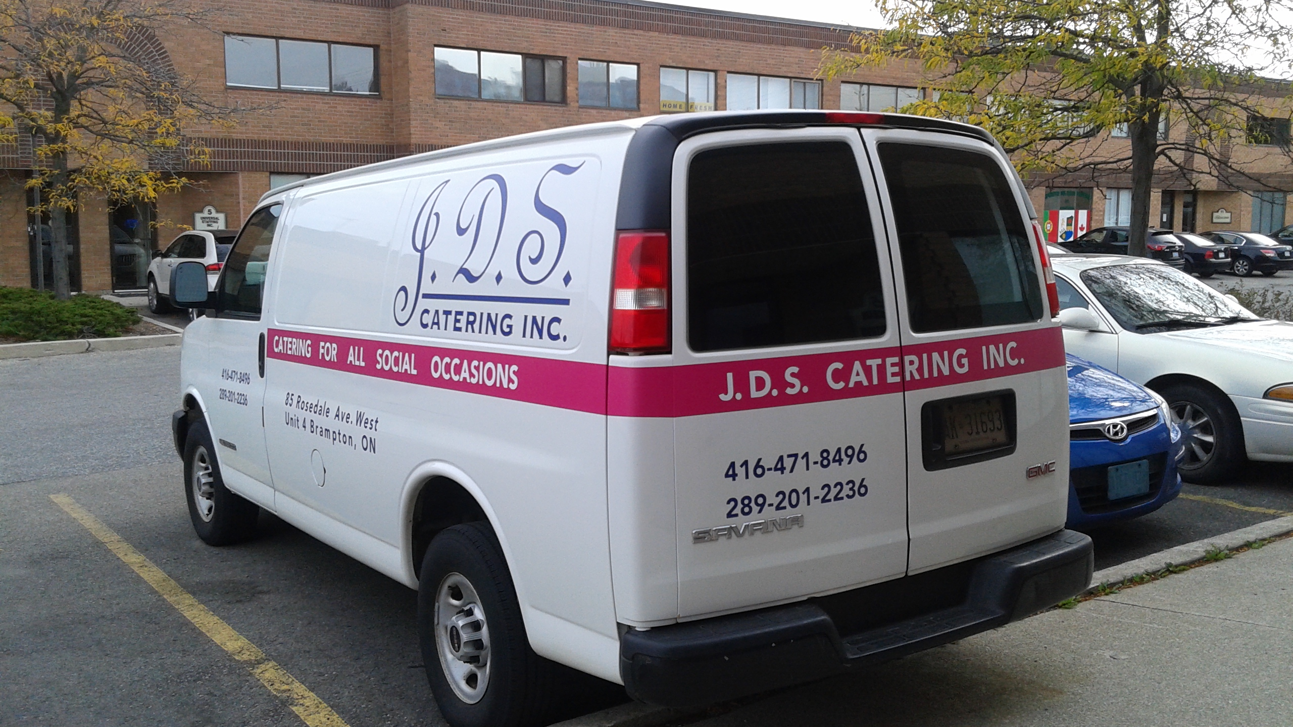 JDS Catering Mobile Service