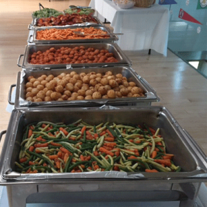 Catering Social Event  April 2016